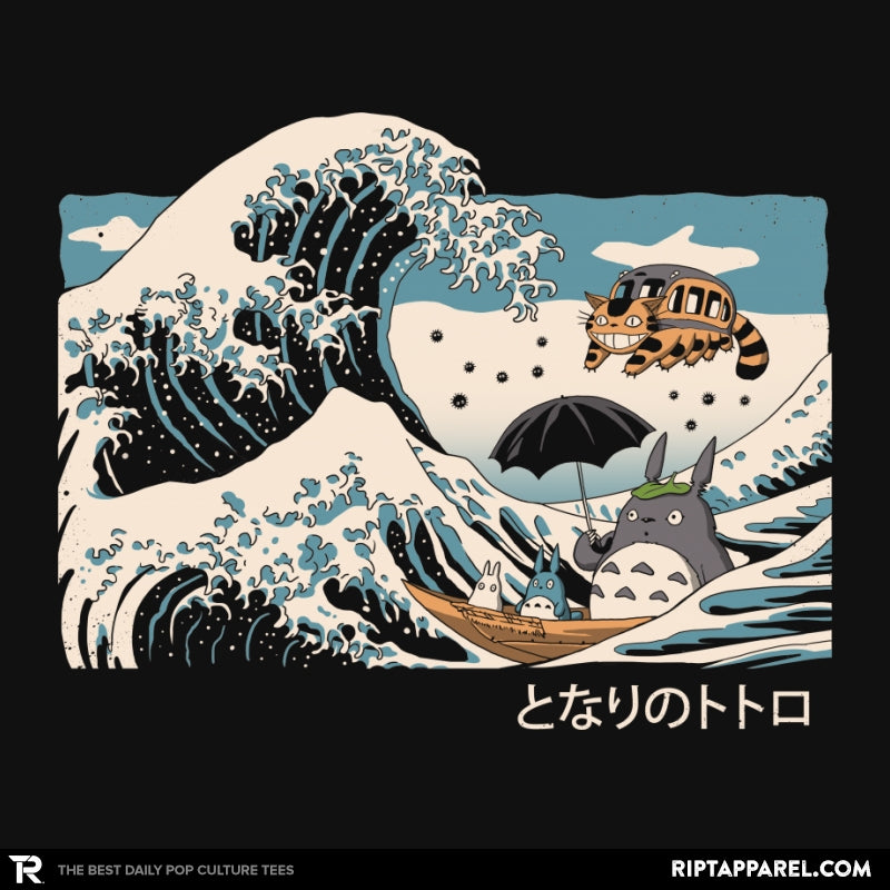 The Great Wave of Spirits - RIPT Apparel