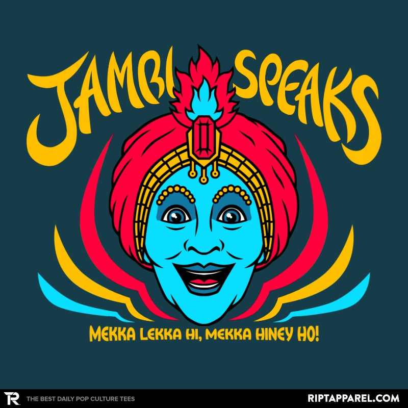 Jambi Speaks - RIPT Apparel