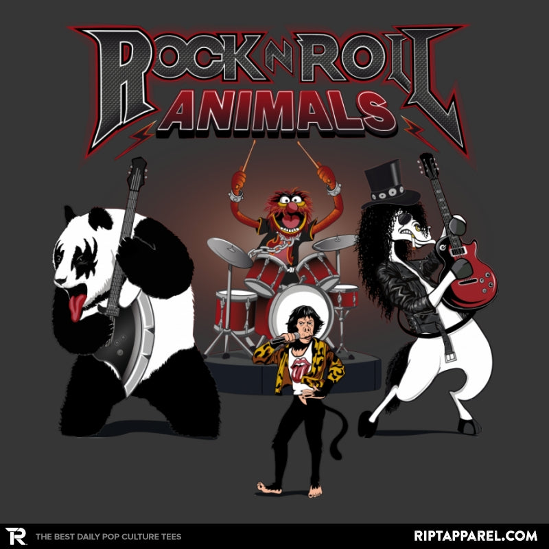 Rock & Roll Animals - Collection Image - RIPT Apparel