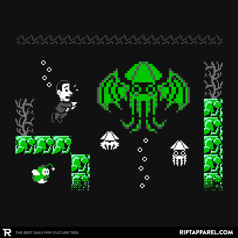The Call of Bloopthulhu - RIPT Apparel