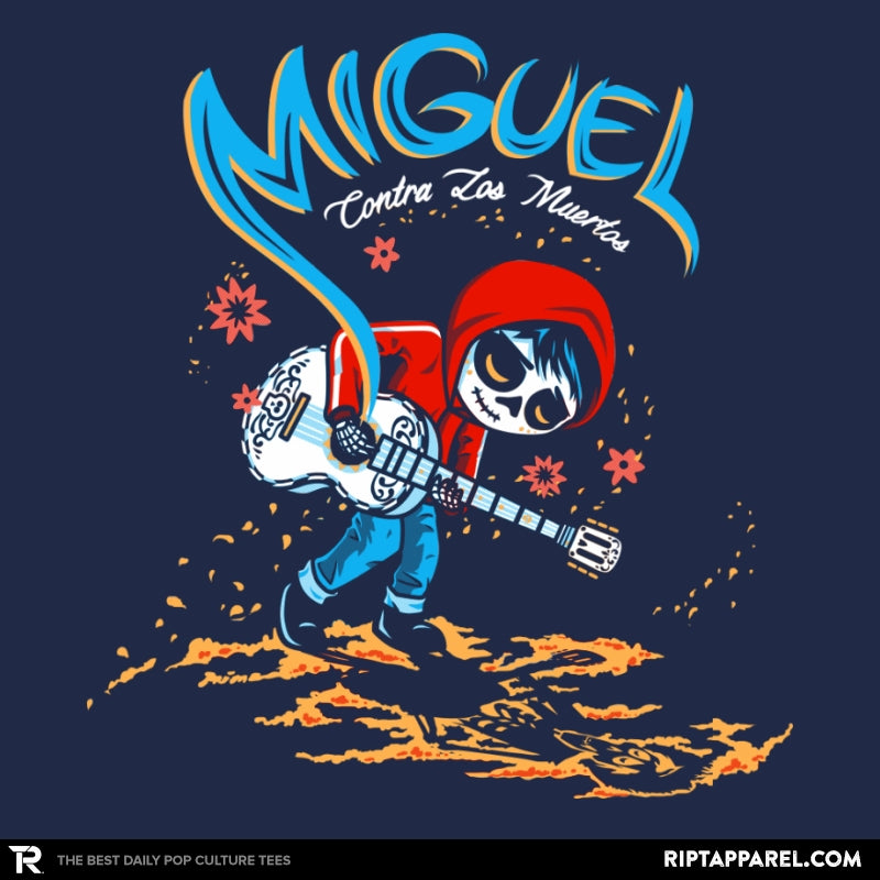 Miguel VS The Dead - Collection Image - RIPT Apparel