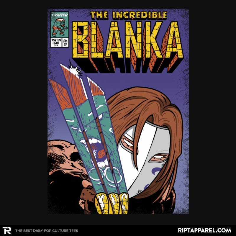 The Incredible Blanka! - Collection Image - RIPT Apparel