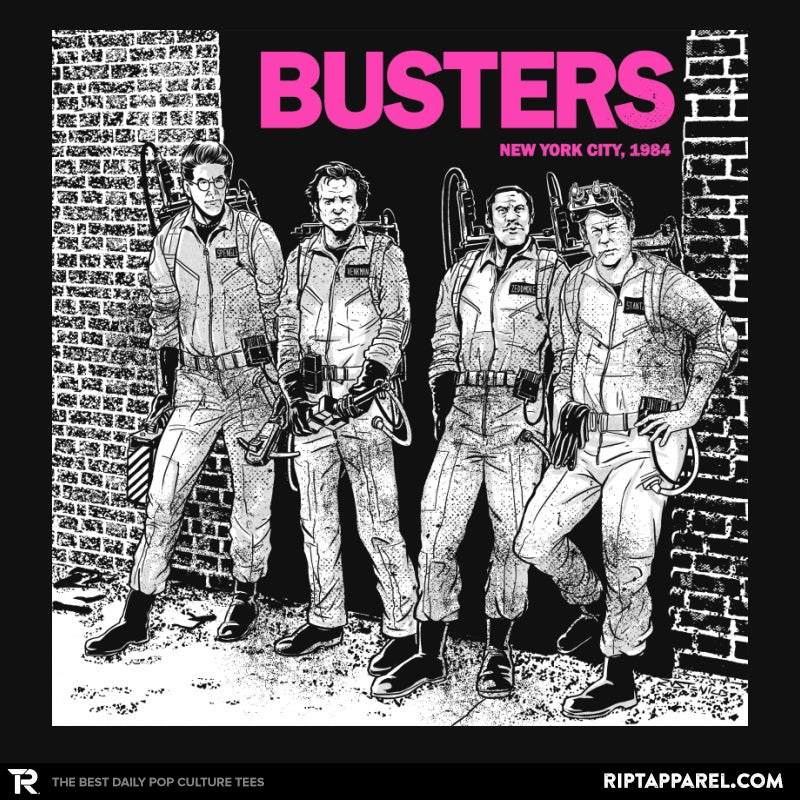 BUSTERS - Collection Image - RIPT Apparel