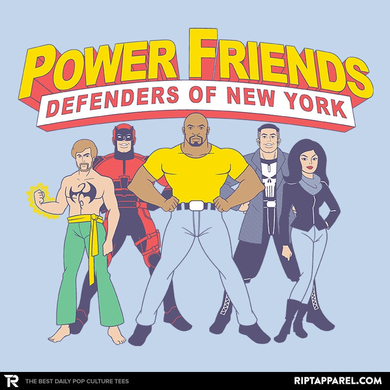 The Power Friends - Collection Image - RIPT Apparel