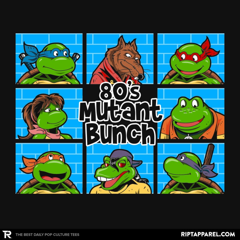 80s Mutant Bunch - RIPT Apparel