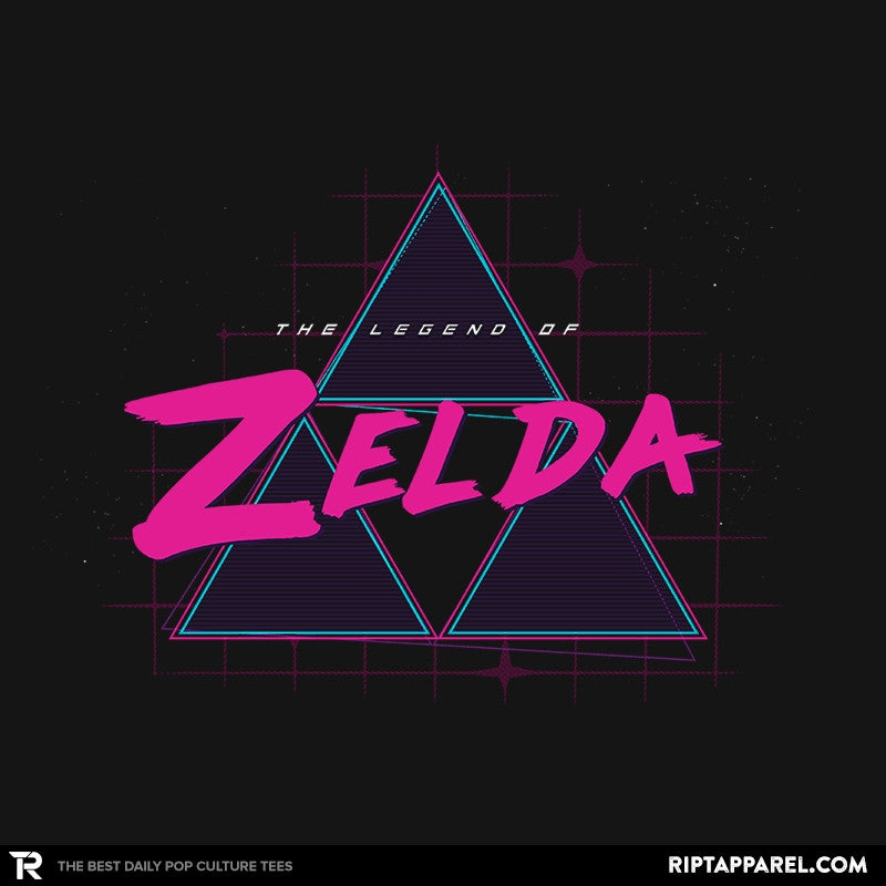 Zelda Synthwave - Collection Image - RIPT Apparel
