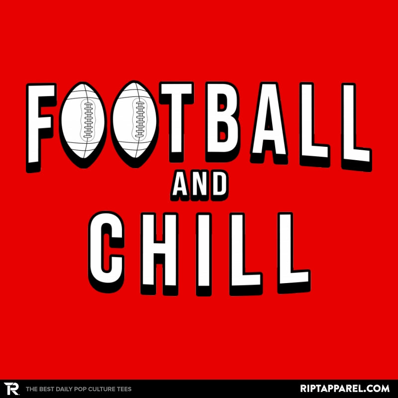 Football and Chill - Collection Image - RIPT Apparel