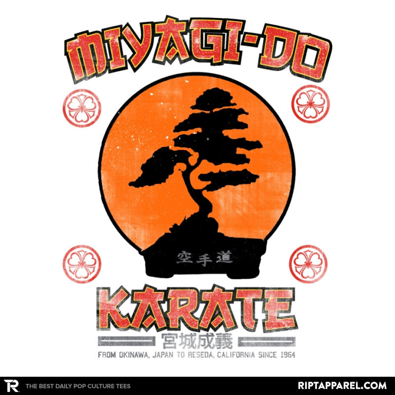 Miyagi do Karate - Collection Image - RIPT Apparel