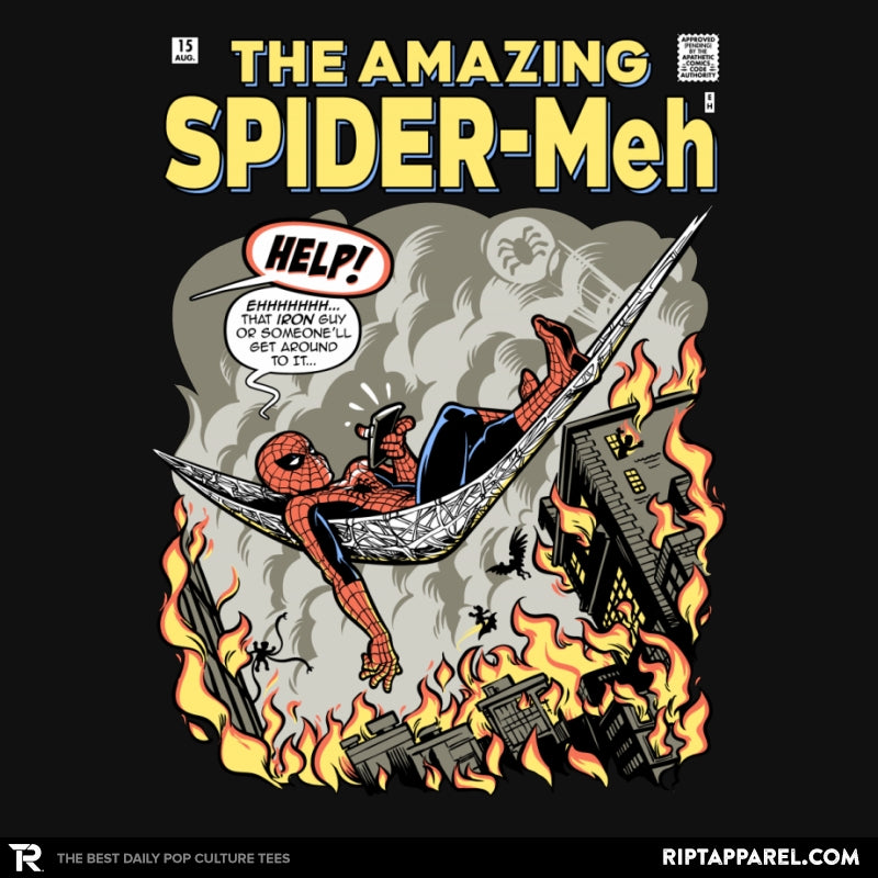 Spider-Meh - Collection Image - RIPT Apparel