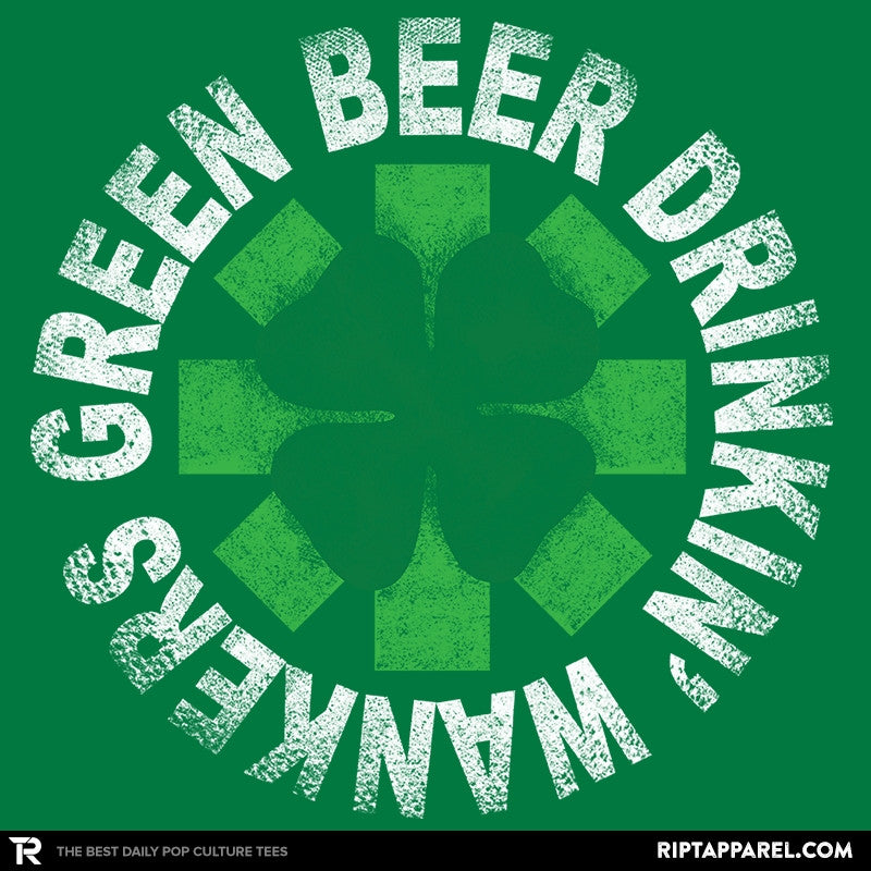 Green Beer Drinkin' Exclusive - St Paddys Day - Collection Image - RIPT Apparel