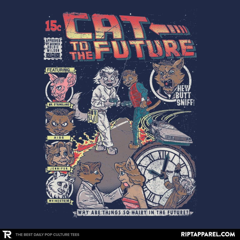 Cat to the Future - Collection Image - RIPT Apparel