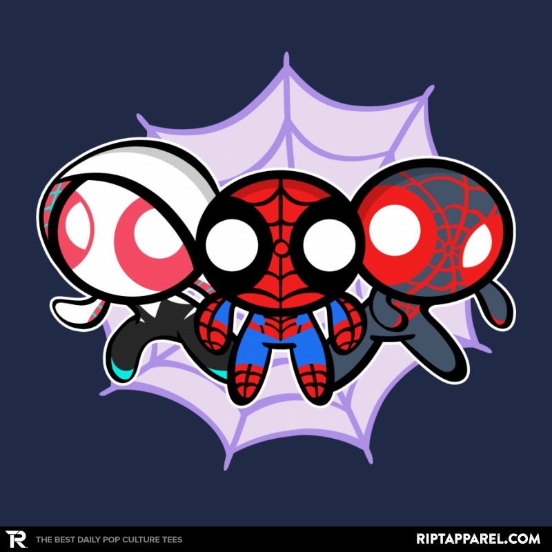 The Powerpuff-Spiders - Collection Image - RIPT Apparel