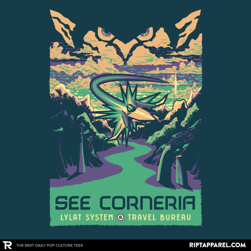 See Corneria - RIPT Apparel