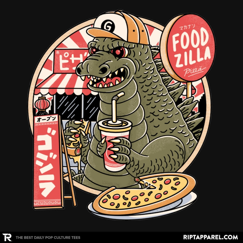 Foodzilla - Collection Image - RIPT Apparel