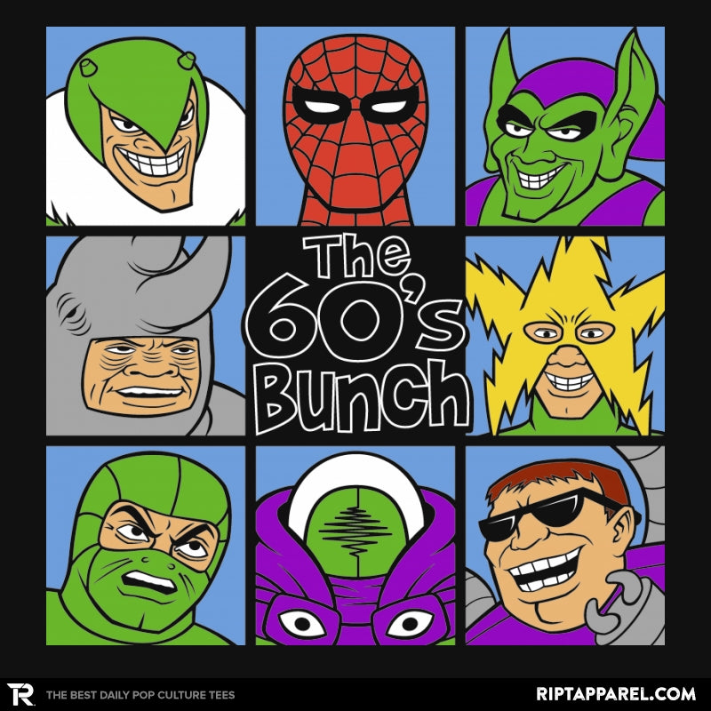 The 60's Bunch - Collection Image - RIPT Apparel