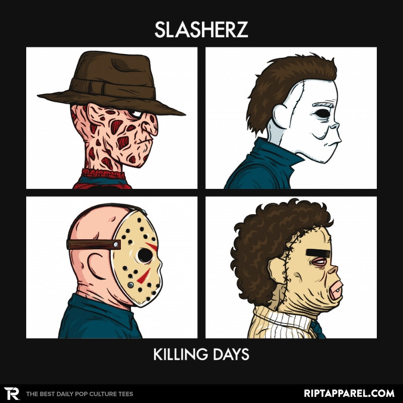 Slasherz - Collection Image - RIPT Apparel