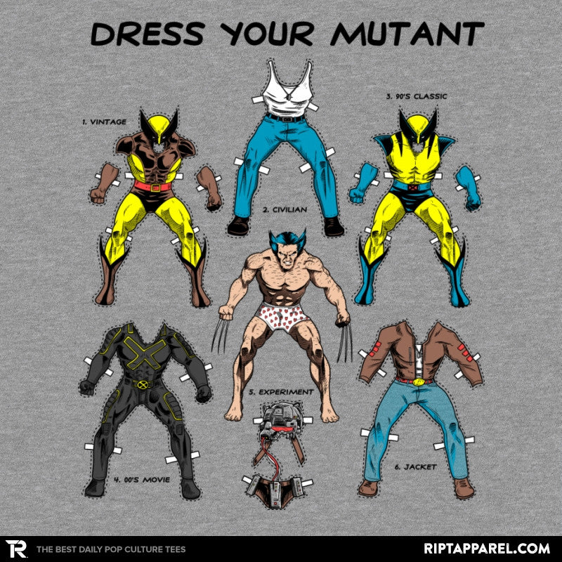 Dress Your Mutant Exclusive - RIPT Apparel