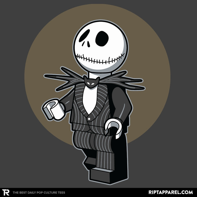 Brick Skellington Exclusive - Brick Tees - RIPT Apparel