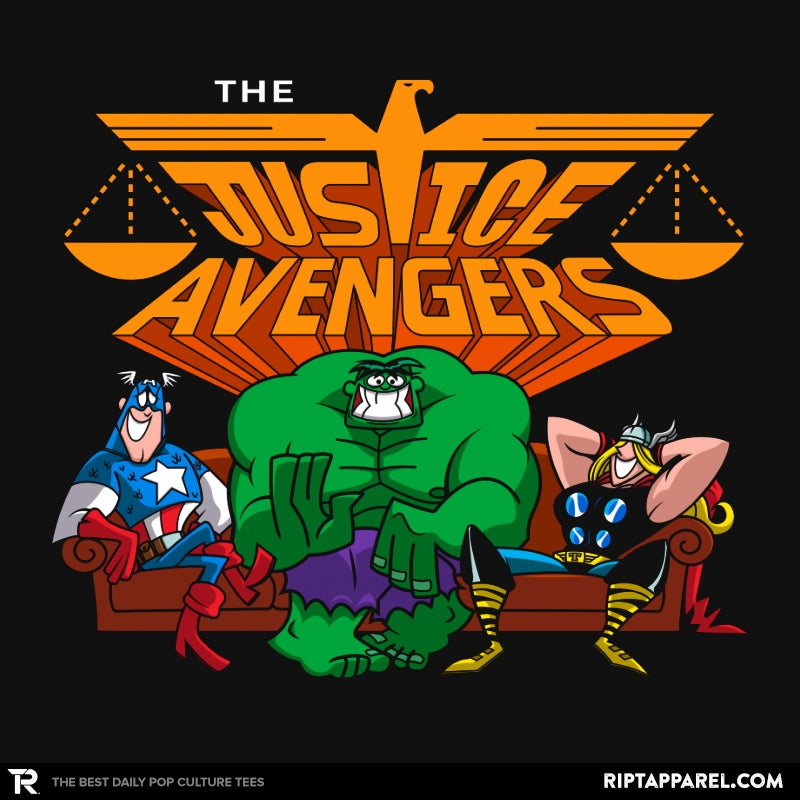 The Justvengers - Collection Image - RIPT Apparel