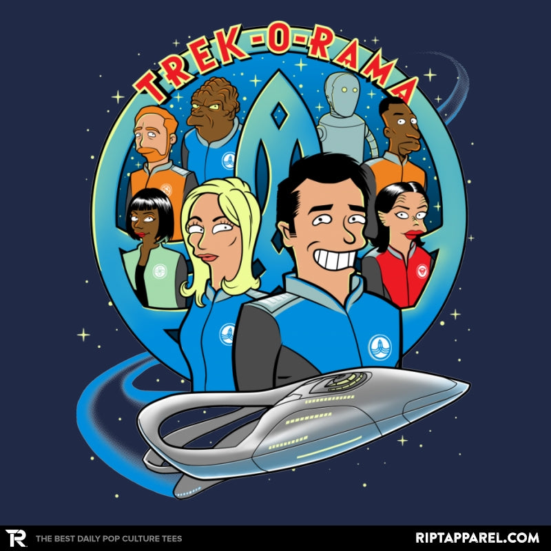 Trek-O-Rama - Collection Image - RIPT Apparel