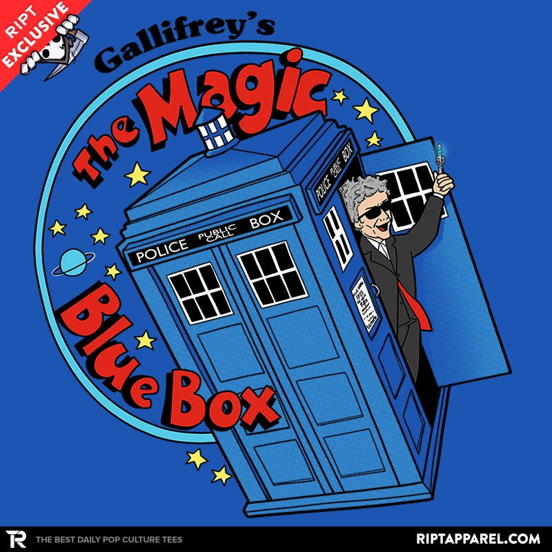Magic Bluebox - RIPT Apparel