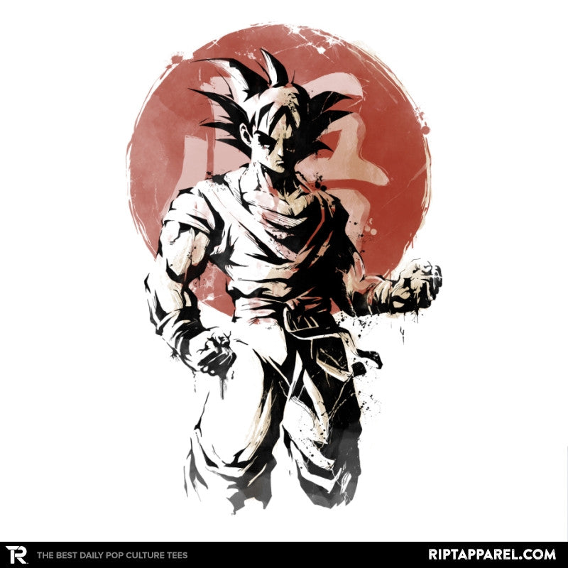 Saiyan Sun - Collection Image - RIPT Apparel