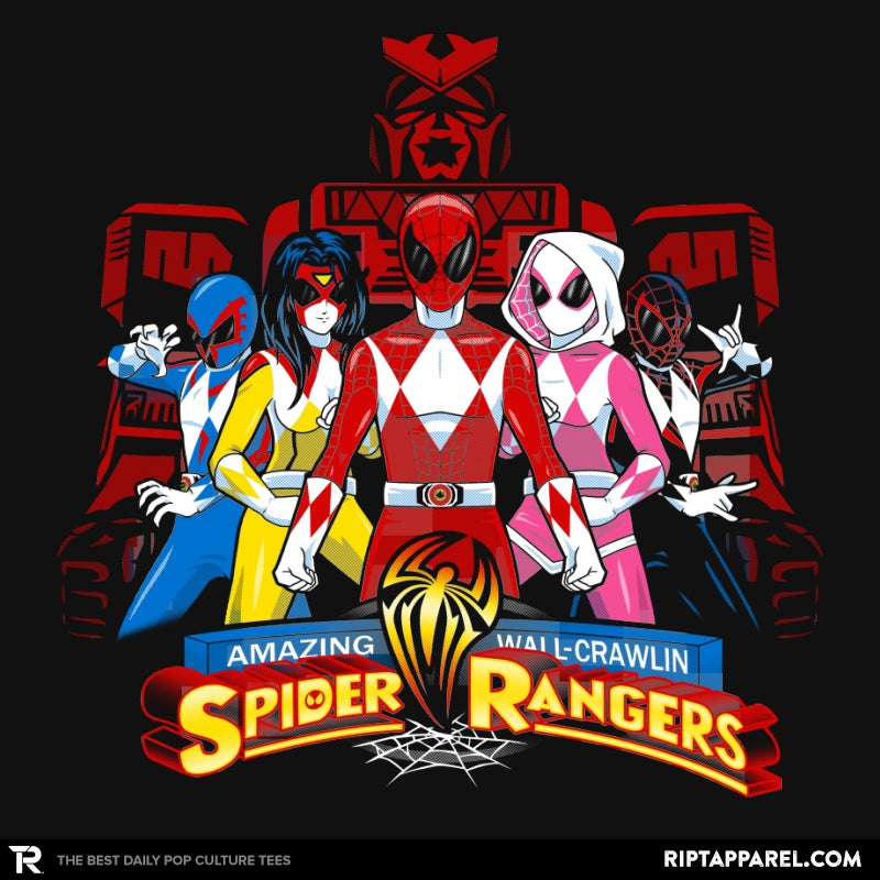 Spider Rangers - Collection Image - RIPT Apparel