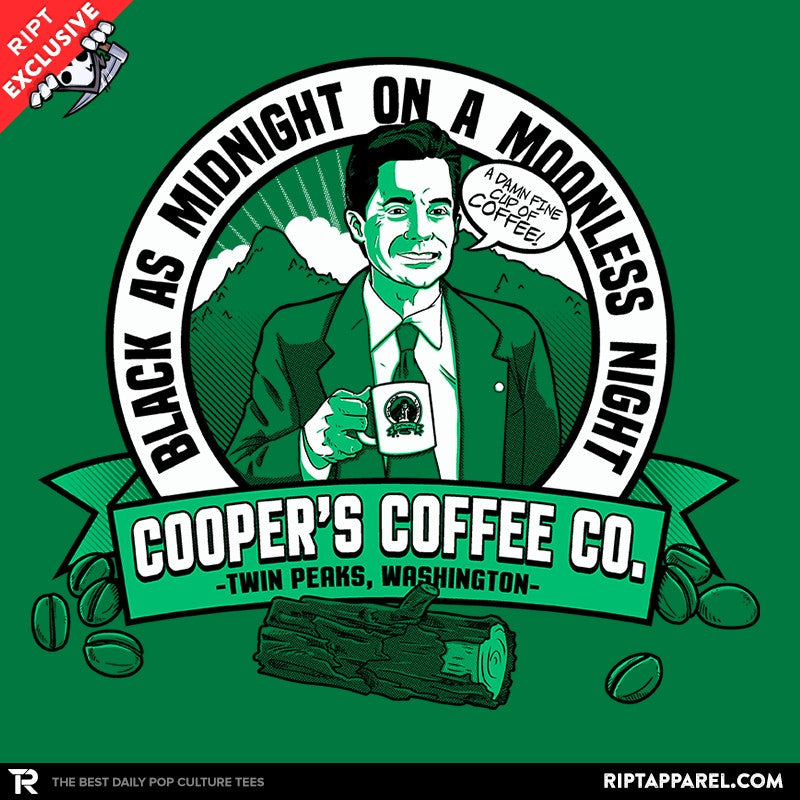 Cooper's Coffee Co. Exclusive - Collection Image - RIPT Apparel