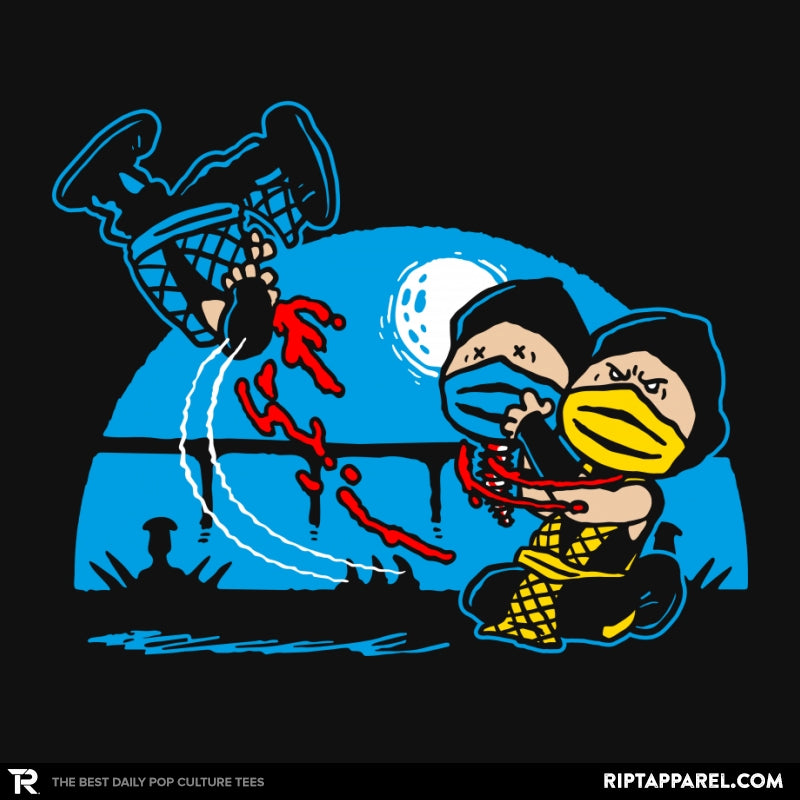 The Fatality Gag - RIPT Apparel