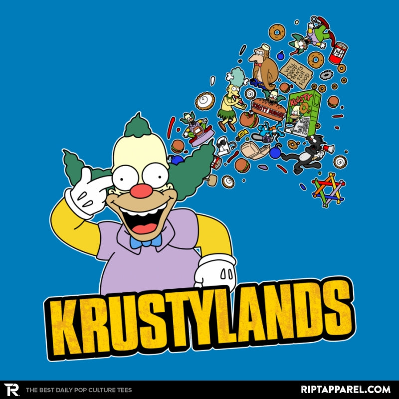 Krustylands - Collection Image - RIPT Apparel