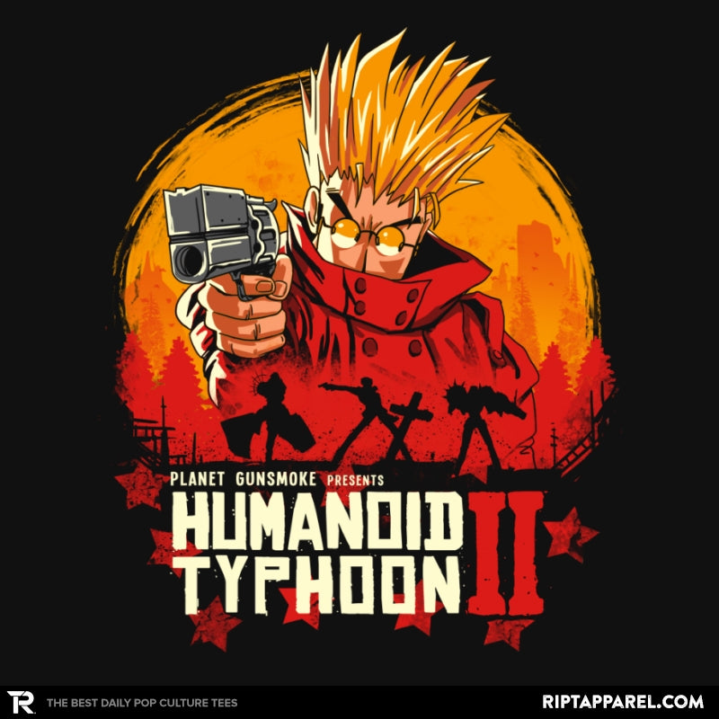 Red Humanoid Typhoon II - Collection Image - RIPT Apparel