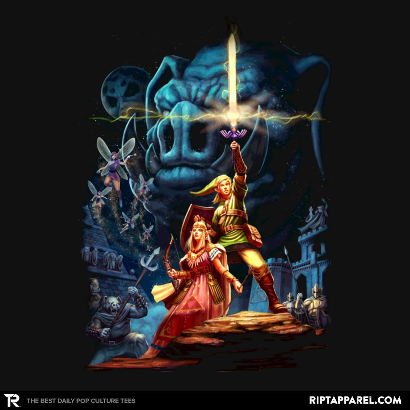 Link Wars Reprint - Collection Image - RIPT Apparel