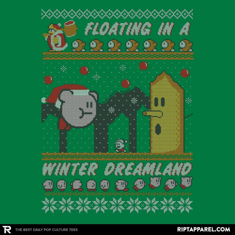 Winter Dreamland - Ugly Holiday - RIPT Apparel