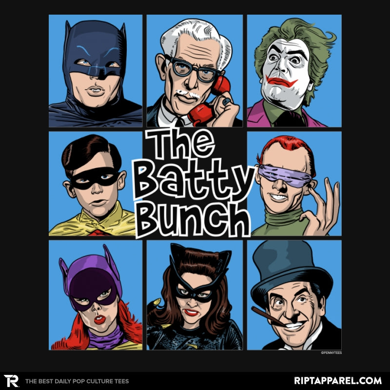 The Batty Bunch - Collection Image - RIPT Apparel