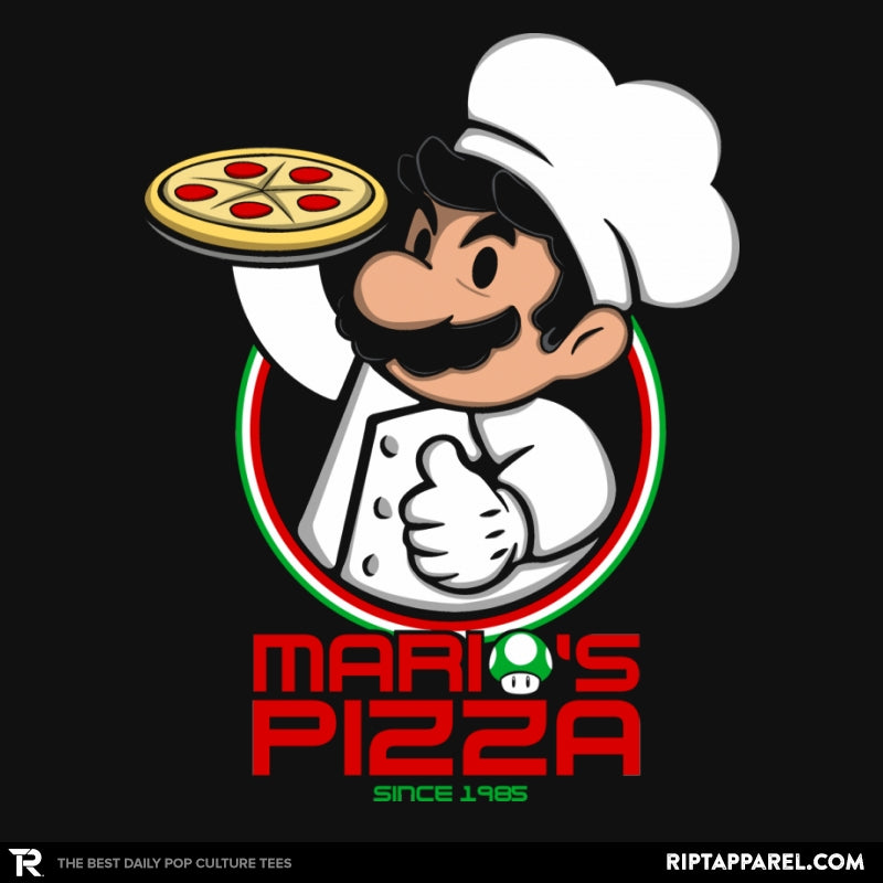 Plumber Pizza - Collection Image - RIPT Apparel