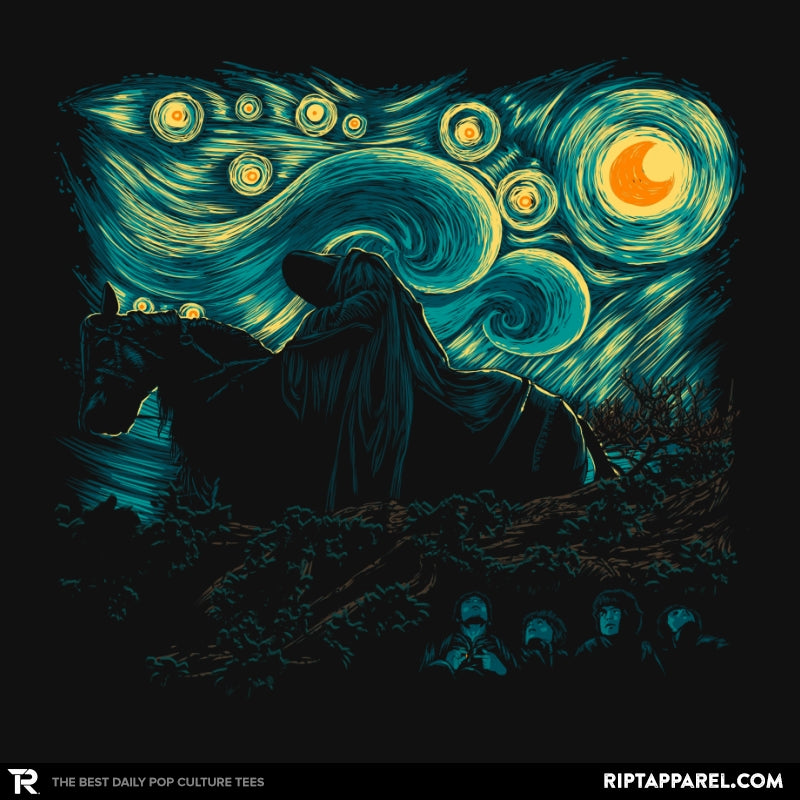 Nightfall in Middle-earth - Collection Image - RIPT Apparel