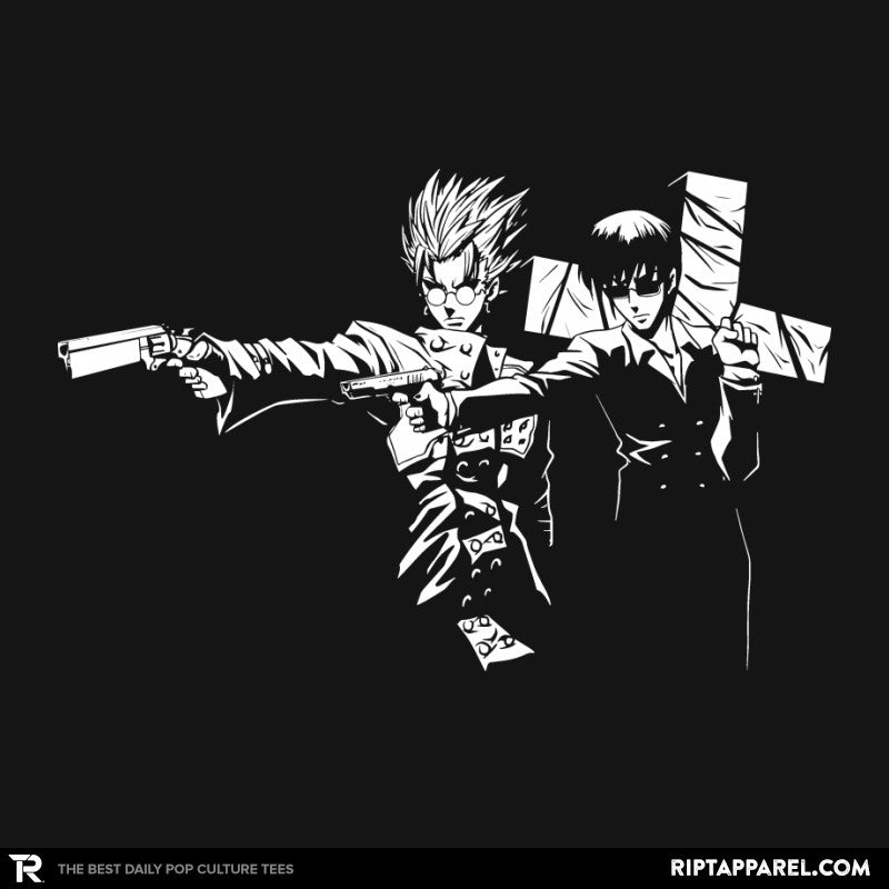 Trigun Fiction Reprint - Collection Image - RIPT Apparel