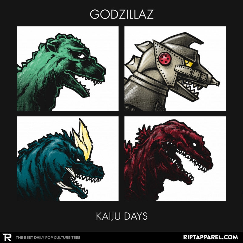 Kaiju Days REMASTERED Exclusive - Collection Image - RIPT Apparel