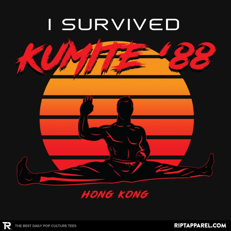 Kumite '88 - Collection Image - RIPT Apparel