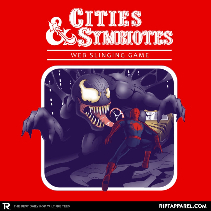Cities & Symbiotes - Collection Image - RIPT Apparel
