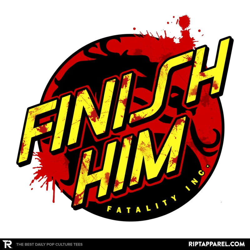 Finish Him! - Collection Image - RIPT Apparel