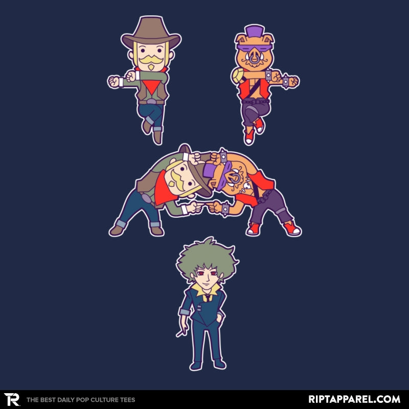 Cowboy + Bebop - Collection Image - RIPT Apparel
