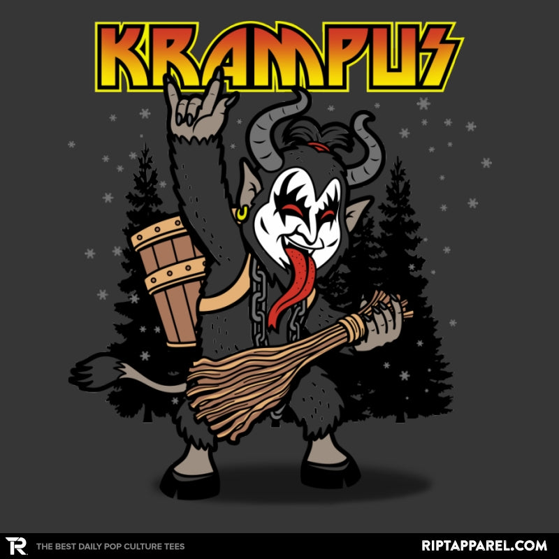 Kiss the Krampus - Collection Image - RIPT Apparel