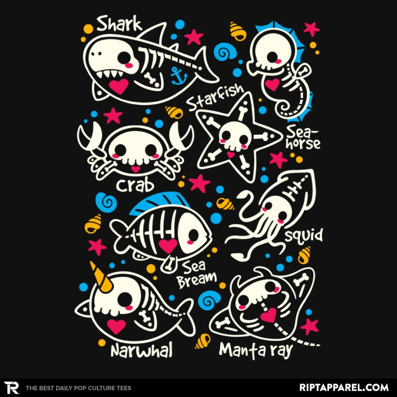 Sea Skeletons - Collection Image - RIPT Apparel