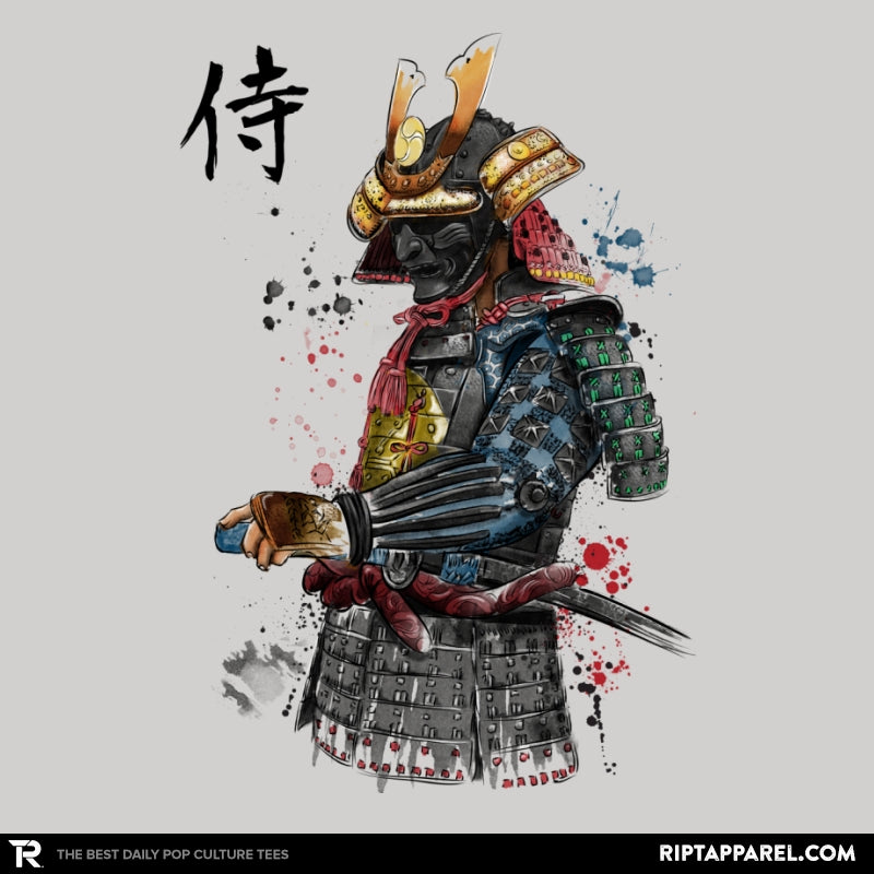 Samurai Watercolor - Collection Image - RIPT Apparel
