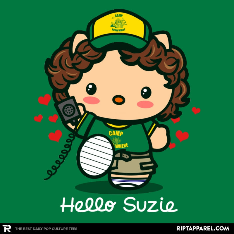 Hello Suzie - Collection Image - RIPT Apparel