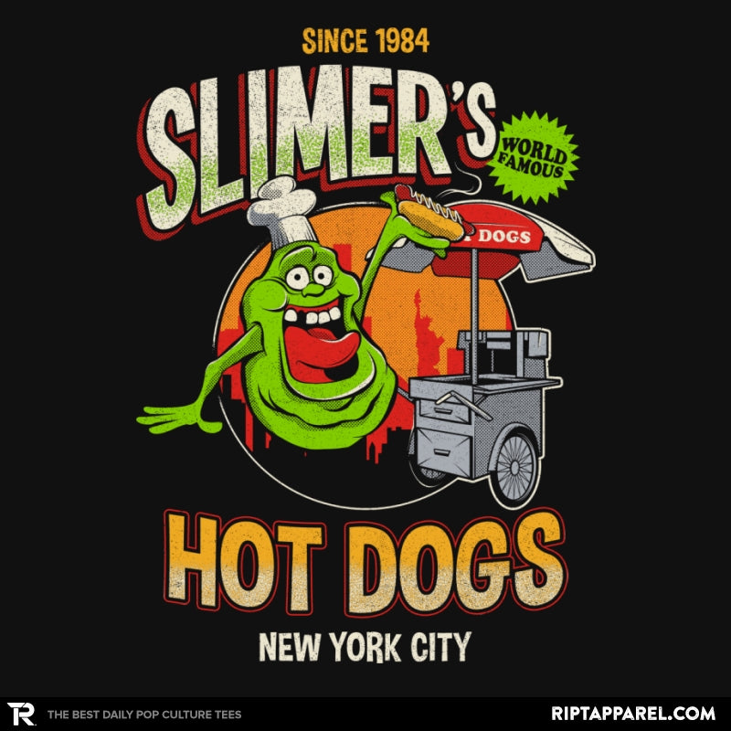 Slimer's Hot Dogs - Collection Image - RIPT Apparel