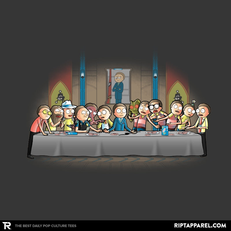 Morty's dinner - RIPT Apparel