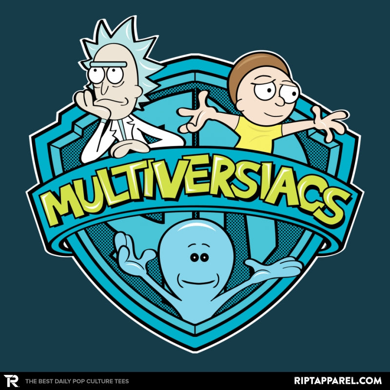 Multiversiacs - Collection Image - RIPT Apparel