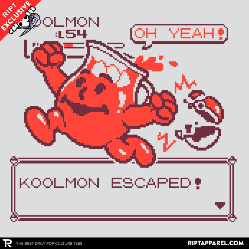 Koolmon Escaped! Exclusive - RIPT Apparel